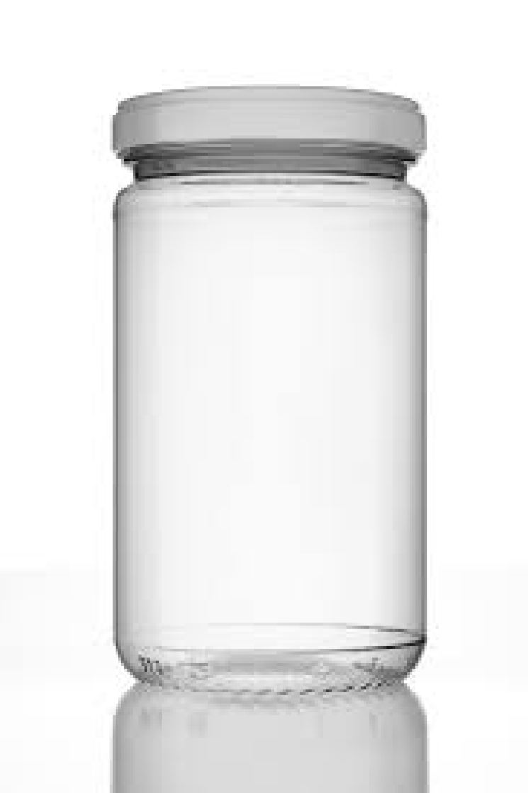 Empty Jar to Make You Smile