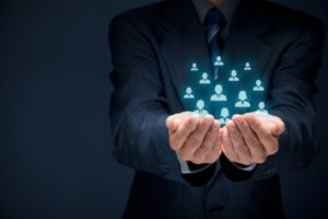 human capital strategy on a platter
