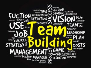 bond your team over book