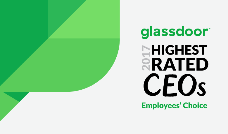 highest rated ceos
