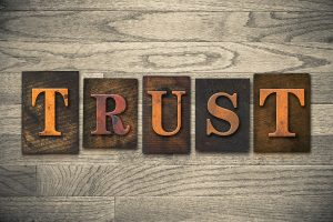 Trust is a Must