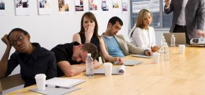 employee engagement is barely moving