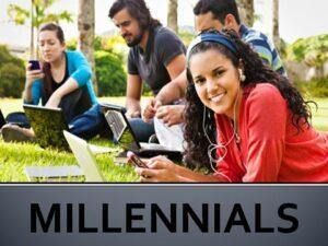 want to retain millennials