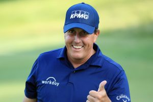 Phil Mickelson Broke the Rules