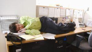 Naps at Work
