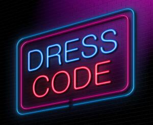 Dress Code Appropriate