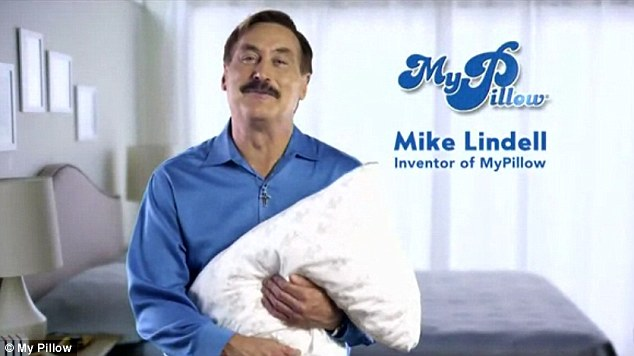 Mike Lindell Has a Message