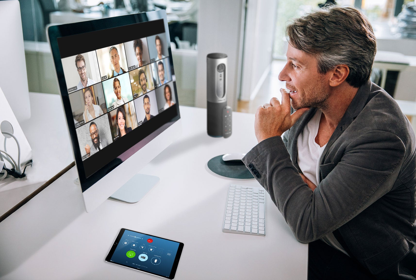 thrive on video calls